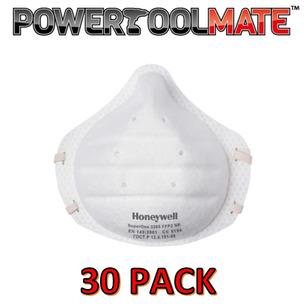 Honeywell 3205 V1 Non-Valved Disposable SuperOne Filtering FFP2 Half-Mask 30 PACK