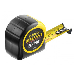 Stanley FatMax STA033719 5m/16ft Tape Measure