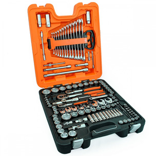 Bahco S138 138 Piece Mixed Socket & Spanner Set