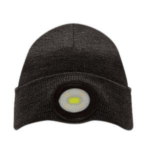 Unilite BE-02+ Beanie Hat plus Detachable Rechargeable LED Light