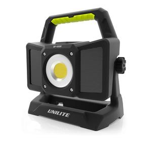 Unilite SP-4500 Rechargeable Bluetooth Speaker Worklight 4500 Lumens