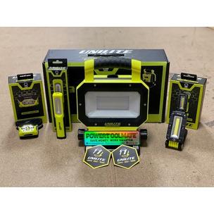 Premium Unilite Pro 4 Piece Bundle - SLR-3000, HL-7R, PS-12R & SLR-500