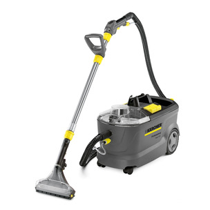 Karcher PUZZI/10/1 Spary Extraction Carpet & Upholstery Cleaner (240V)