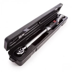 """Sealey STW306 1/2"""" Square Drive Angle Torque Wrench Digital (20-200Nm)"""