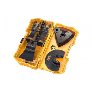 DeWalt DT20731-QZ 8 Piece Multi-Tool Blade Set