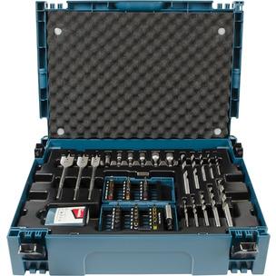 Makita B-43044 66 Piece Drill Bit Set in MakPac Case