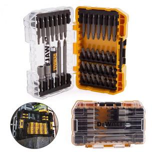 Dewalt DT70702 40 Piece Impact Screwdriver Bit Set + Tough Case (Fits T-STAK Caddy)