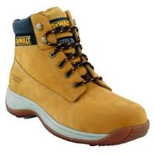 DW/APP Dewalt 'Apprentice' Safety Boots