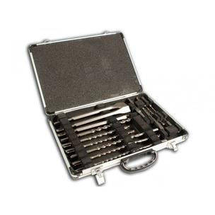 Makita D-21200 17 Piece SDS Plus Drill Bit Set in Aluminium Case