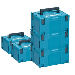 Makita 821551-8 MakPac Type 3 Stacking Connector Case (Five Pack)