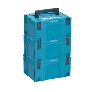 Makita 821551-8 MakPac Type 3 Stacking Connector Case (Triple Pack)