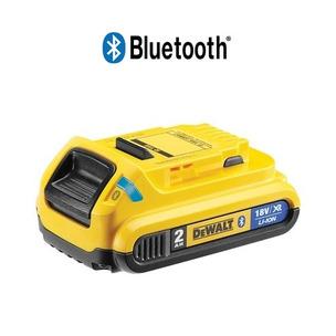 DeWalt DCB183B 18V XR Li-Ion 2.0Ah Battery - Bluetooth