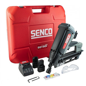 Senco SGT90i 7.2V Li-Ion 90mm Framing Nailer Kit