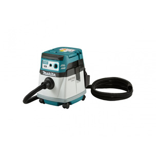 Makita DVC157LZX3 18Vx2 LXT BL 15L Dust Extractor Vacuum Bare Unit