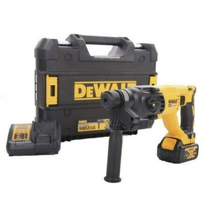Dewalt DCH133M1 18v XR Brushless SDS+ Drill with 1 x 4Ah Battery, Charger and Case