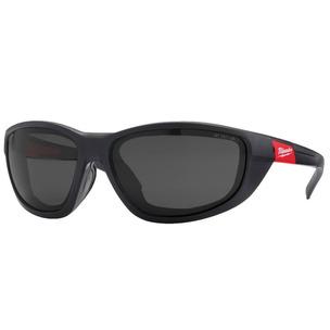 Milwaukee Polarized Safety Glasses Gasket - Fog-Free Lenses - 4932471886