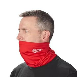 Milwaukee 4933478780 NGFM Neck Gaiter & Face Mask - Red