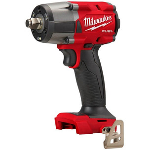 Milwaukee M18FMTIW2F12-0 18V Fuel GEN2 Mid-Torque 1/2'' Impact Wrench with Friction Ring (Body Only) & Case