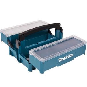 Makita P-84137 Stackable MakPac Cantilever Tool Box Organiser + 5 Insert Boxes