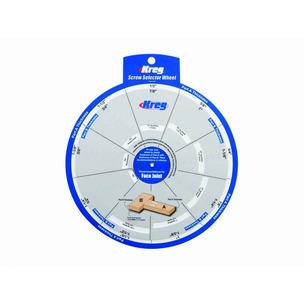 Kreg SSW Screw Selector Wheel