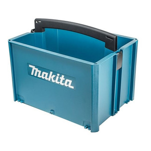 Makita P-83842 Stackable MakPac Case Tool Box Carrier Open Tote with Handle