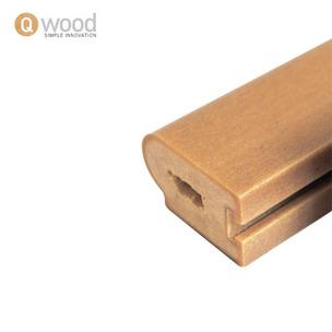QWSB Q-Wood Staff Bead