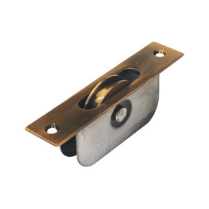 """SS3519 1 3/4"""" Axle Pulley (Square End)"""