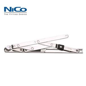 Nico Restricted Egress Friction Hinge