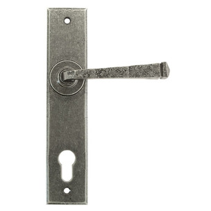 ANV/AVON From the Anvil Avon Lever Espag Lock Set