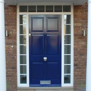 The Georgian Multi-Point Door Lock