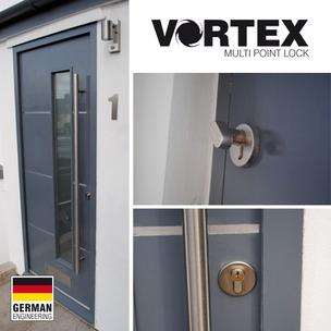 Vortex Multi-Point Lock