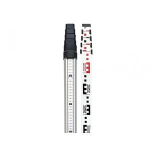 IMEX LS5 5m Metric-E Levelling Staff 7341-56