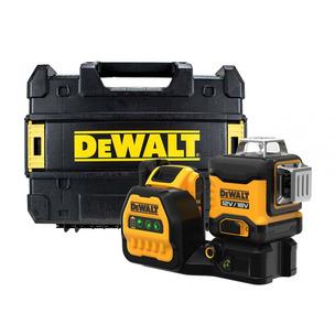 DeWalt DCE089D1G18-GB 10.8V-18V Compatible 3x360° Green Beam Multi-Line Laser Kit
