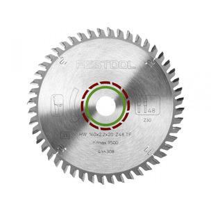 Festool 496308 160mm x 20mm x 48T Special Saw Blade
