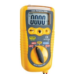 Di-log DL114 Digital Multimeter Continuity Voltage Amperage Tester Meter