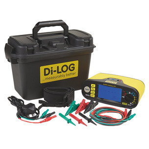 Di-Log DL9110 Domestic 18TH Edition Multifunction Tester