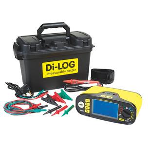 Di-Log DL9118 Advanced 18TH Edition Multifunction Tester
