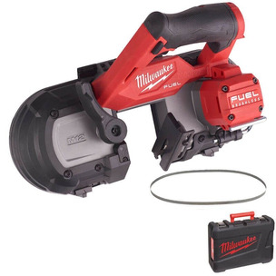 Milwaukee M12FBS64-0C M12 Fuel 64mm Band Saw Bare Unit In Case