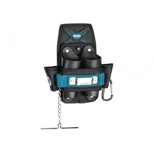 Makita E-05212 Ultimate 4 Way Electricians Mate Tool Pouch 5 Pocket Strap System