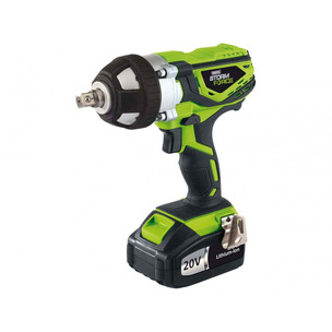 Draper CIW20GSF Storm Force Cordless Impact Wrench 20V