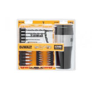 DeWalt DT70707 25pc Drill Driver Bit Set with Mug