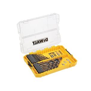 DeWalt DT70755QZ Black & Gold HSS Drill Set, 21pc