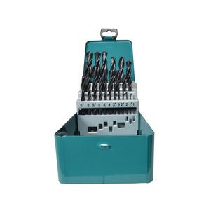 Makita D-54097 25 Piece HSS-R Metal Drill Bit Set