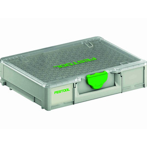 Festool SYS3ORGM89 Systainer 3 Organiser SYS3 ORG M 89 T-LOC Case