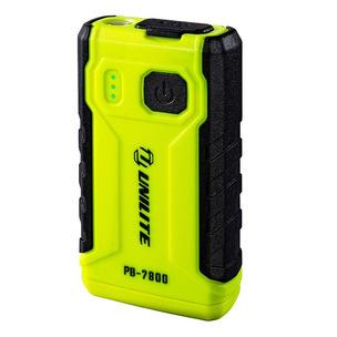 Unilite PB-7800 7.8Ah 5 V, 9 V, 12 V Power Bank Portable Charger