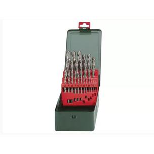 Metabo 627154000 HSS-G Drill Bit Set 25 Piece