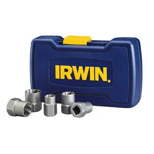 Irwin 10504634 5 Piece Bolt Grip 3/8In SqDr Base Set