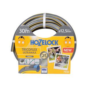 Hozelock 7930 Tricoflex Ultramax Anti-Crush Hose 30m