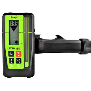 IMEX LRX10 90mm Digital Receiver Red/Green Rotary