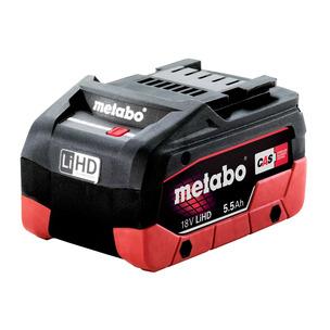 Metabo 625342000 18v 5.5Ah LiHD Battery Pack